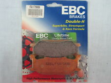 YAMAHA VIRAGO ETC EBC DOUBLE H BRAKE PADS (FA179HH) SEE FITMENT.