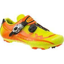Northwave Extreme Tech Damen MTB Schuhe green/orange Fahrradschuhe Radschuhe