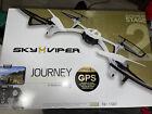 Sky Viper Journey Pro Video GPS Drone V2700 GPS Position hold prevents drifting