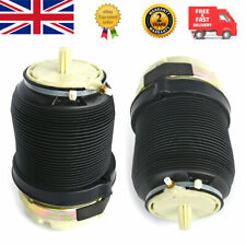 Pair Rear Air Spring Bag Left & Right for Audi Allroad Quattro A6 4F C6 -- New