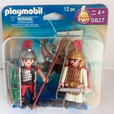 PLAYMOBIL 5827 Roman Legionary Centurion Soldier With Sword Rome Empire