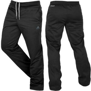 Adidas Outdoor Herren Thermohose Winter Hose Jogginghose Trainingshose schwarz