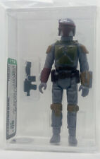 Kenner Star Wars Boba Fett HK AFA 80+ vintage loose NEW CASE STYLE