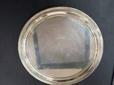 Dish Flat Piatto centrotavola Tiffany 925 argento sterling silver