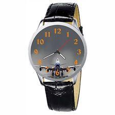Boeing 747 Stainless Wristwatch Wrist Watch