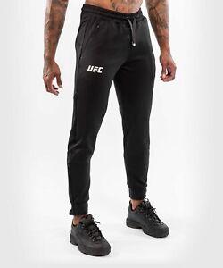 UFC JOGGERS VENUM PRO LINE MEN'S PANTS - BLACK LIMITED EDITION