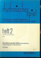 Willi Nagel ~ Rhythmisches Spiel - Heft 2