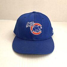 Geovany Soto Iowa Cubs New Era MiLB Game Worn Hat 7 1/4