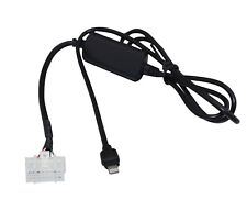A4A Ny Shipping Aux Cable For Mazda5 Mazda2 For Ipod Iphone 5 5S 6 7 8 X Xr Max