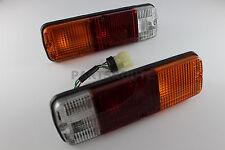 Toyota Land Cruiser FJ40 FJ43 FJ45 BJ40 OEM Tail Lights Lamps LH & RH Pair SET