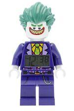 Dc Comics LEGO Batman Movie 9009419the Joker Kids Minifigura Sveglia