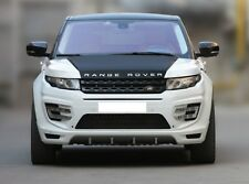 Range Rover Evoque Body Kit Fitted and Painted
