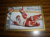 1998-99 Topps  #134 Chris Osgood Dertroit Red Wings  NrMt