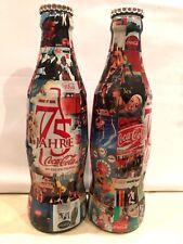 Coca Cola 75 Jahre Germany Bottiglia 0,2L del 2004 non aperta e in ottimo stato