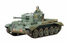 New Tamiya 1/35 Military No.221 British cruiser tank Cromwell Mk.IV 35221 F/S