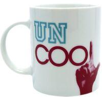 GLEE Tasse XL 320 ml UNCOOL Glee mug Becher Kaffeetasse Musical VIVA Serie