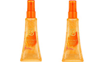 pack of 2 Beyonce Heat Rush Sparkling Body Mist 4.2 oz