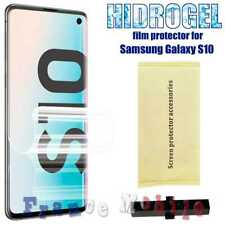 Screen protector film tpu hydrogel protector for samsung galaxy s10