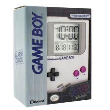 Nintendo Game Boy Alarm Clock - Super Mario Land Sounds Plus Date & Snooze