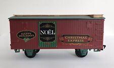 Eztec North Pole Express Christmas Train Box Car Scientific Toys