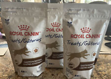 Royal Canin Gastrointestinal Cat Treats 3x 7.7 oz Bags
