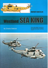 WARPAINT 95 WESTLAND SEA KING ROYAL NAVY HAS AEW HC RAF HAR COMMANDO RAN MFG RNo