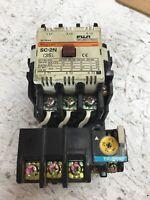 New Fuji Electric Magnetic Contactor SC-N2 SCN2 SC35BAA 35 200-220V 3NC1Q