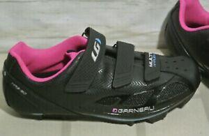 NEW! Garneau HRS-80 Multi Airflex Sz. 39 USA 8 Women Cycling Mountain Bike Shoes