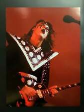 Ace Frehley Photograph 1974 KISS