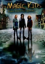 the magic kids: three unlikely heroes. dvd. brand new.