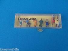 Preiser 4040 Farmers & Fieldworkers