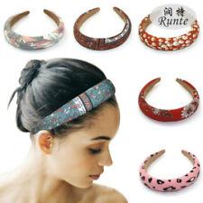 Women's Fashion Sponge Floral Daisy Hairband Hoops Headband Hair Accessories