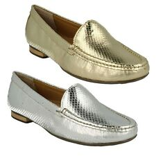 LADIES VAN DAL CHERRY SLIP ON FLAT LEATHER CASUAL SMART EVENING LOAFERS SHOES