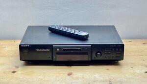 Sony MDS-JE440 Minidisc Recorder Hi-fi Separate & Remote