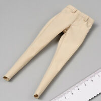 Costume 1/6  Stretch Straight Pants Trousers For 12'' TBL Action Figure Body