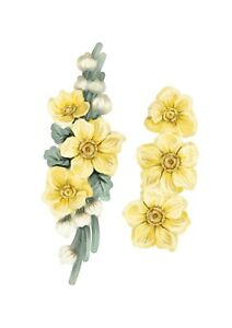 CARNATION CRAFTS x 5 Sets Edge of Beauty Marsh Marigold - 5 Colours/Mixed/White