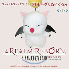 Final Fantasy XIV 15'' XL Kuplu Moogle Big Plush NEW