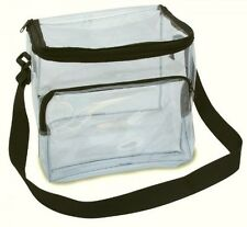 Clear Lunch Box - Large, New, Free Shipping