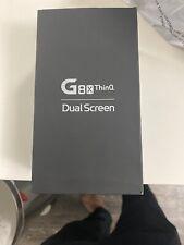 "LG G8X ThinQ Dual Screen Unlocked CDMA GSM Phone 6.4"" OLED 6GB/128GB US Warranty"