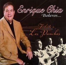 Boleros: Tributo a Los Panchos by Enrique Chia (Piano/Composer) (CD, 2012,...
