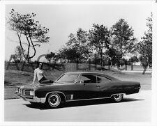 1968 Buick Wildcat Hardtop Coupe, Factory Photo (Ref. # 28744)