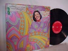 """THELMA """"The Haunting New Voice From Brasil"""" M-, Col. CS 9500 stereo vinyl LP"""