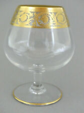 Louis Thistle gold 12 Gläser im Angebot Saint St Wasserglas Highballglas