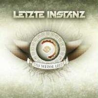 """LETZTE INSTANZ """"DAS WEISSE LIED"""" CD NEUWARE"""