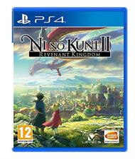 PS4-NI no Kuni II: sangriento Reino PS4 Juego Nuevo