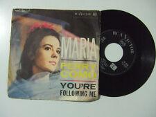 "Perry Como – Maria - Disco Vinile 45 Giri 7"" Stampa Italia 1962"