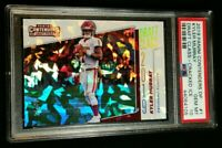PSA 10 POP 2 KYLER MURRAY RC /23 *CRACKED ICE PRIZM *SSP ROOKIE *2019 Contenders