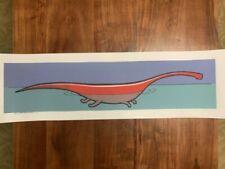 Jay Ryan The Bird Machine Swimming Diplodocus - Edition 275 - 2007
