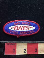 California Patch BATS Bay Area Title Service 73WE