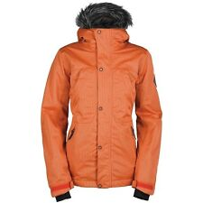 BONFIRE SAFARI SNOWBOARD JACKET NWT WOMENS MEDIUM   $250